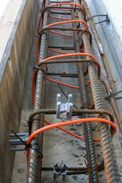 Электротермообработке бетона беседки бетон