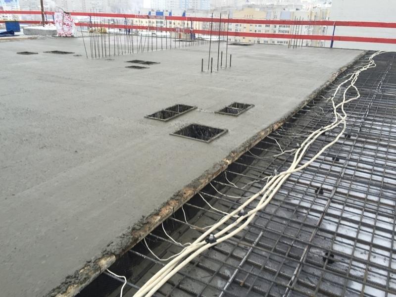 Электротермообработке бетона бетон салават